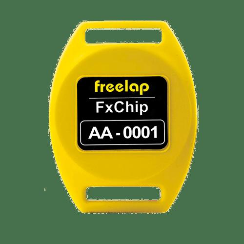 Transpondeur pour athlète - Système de chronométrage sportif professionnel Freelap