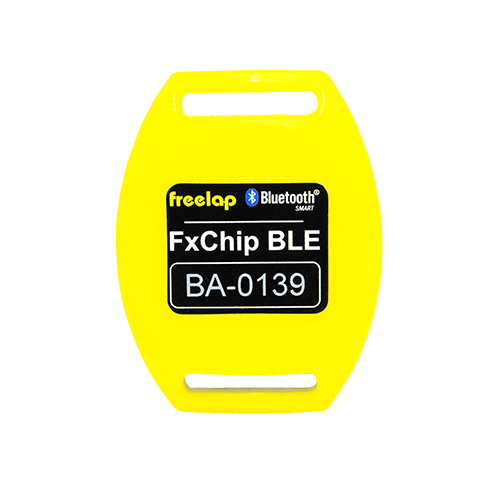 Bluetooth transponder of Freelap timing system (FxChip BLE)