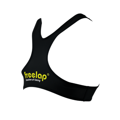 Swimming vest - Freelap professional timing system for swimming